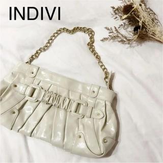 インディヴィ(INDIVI)のINDIVIショルダーバッグ(ショルダーバッグ)