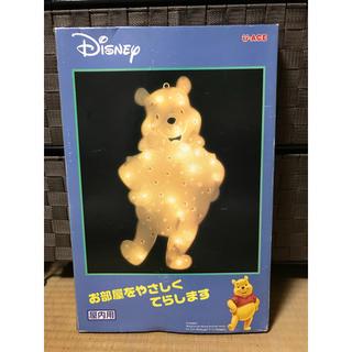 Disney - プーさん  壁掛けライト
