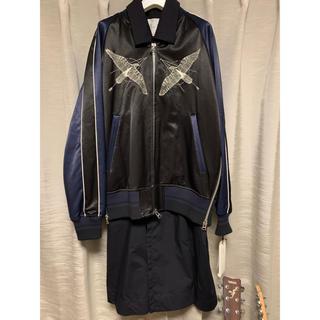 sacai - sacai × Dr.woo コラボジャケット