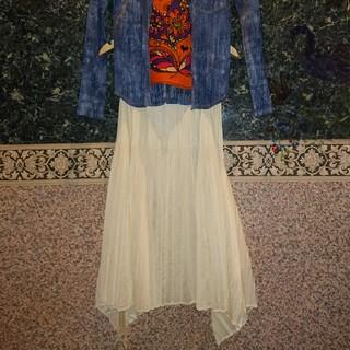 プリーツプリーズイッセイミヤケ(PLEATS PLEASE ISSEY MIYAKE)のPLEATS PLEASE 3 スカート プリーツプリーズ イッセイミヤケ(ロングスカート)