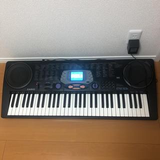 カシオ(CASIO)のCASIO キーボード カシオ(キーボード/シンセサイザー)