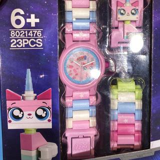 Lego - ユニキティ  時計 レゴムービー2