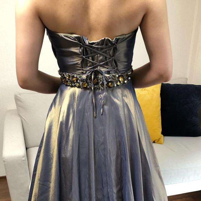 AIMER(エメ)のカラードレス Aライン レディースのフォーマル/ドレス(ロングドレス)の商品写真
