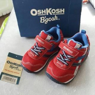 OshKosh - OSHKOSH 男の子靴 14cm位‼