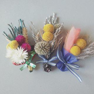 ミニスワッグ ♡ 399円〜 ドライフラワー プリザーブドフラワー 花材
