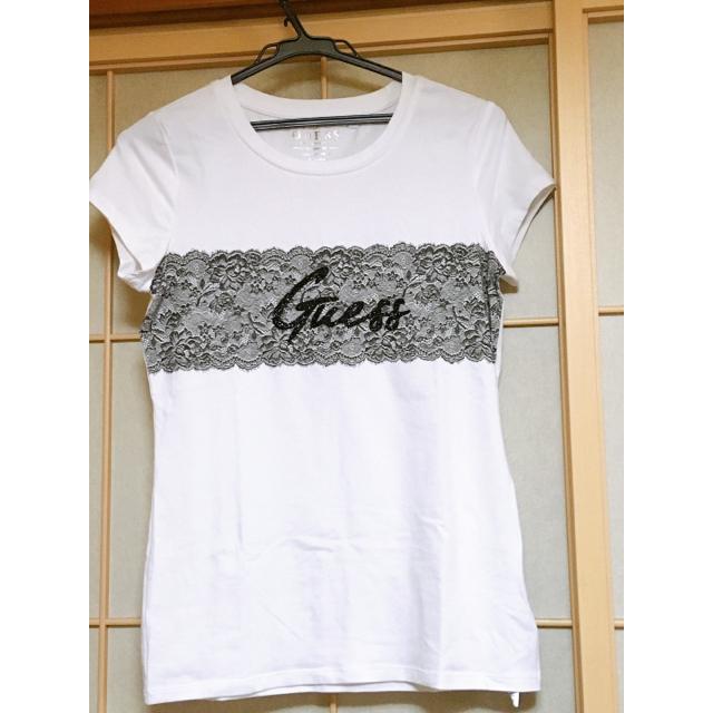 GUESS(ゲス)のゲス Tシャツ レディースのトップス(Tシャツ(半袖/袖なし))の商品写真