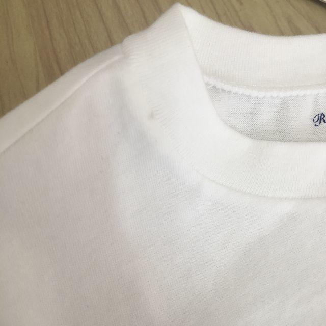 Ralph Lauren(ラルフローレン)のスキーベアコットンジャージーティー 90cm/24M/首元シミあり。 キッズ/ベビー/マタニティのキッズ服男の子用(90cm~)(Tシャツ/カットソー)の商品写真