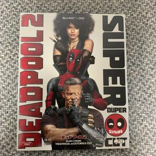 MARVEL - デッドプール2 DEAD POOL 2 DVD ブルーレイ