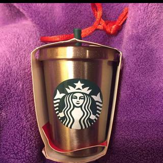 スターバックスコーヒー(Starbucks Coffee)の海外購入 スターバックス クリスマス オーナメント 未使用(その他)