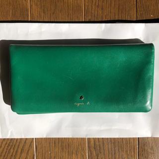 アニエスベー(agnes b.)の[SALE‼︎] アニエス・ベー 長財布(財布)