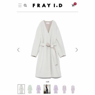FRAY I.D - FRAY I.D ノーカラーコート