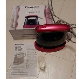 Panasonic - パナソニック スチームアイロン ピンクブラック NI-FS340-PK