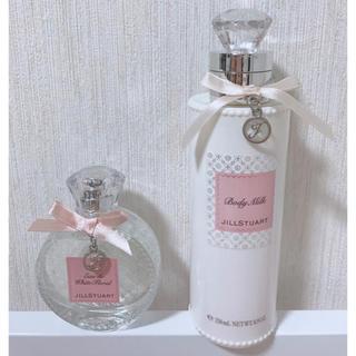 JILLSTUART - JILL STUART 香水・ボディミルク セット
