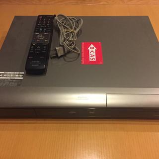 アクオス(AQUOS)のDVDレコーダー AQUOS SHARP DV-AC82(DVDレコーダー)