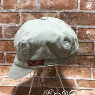イーストボーイ(EASTBOY)のEAST BOY 帽子 Sサイズ(帽子)
