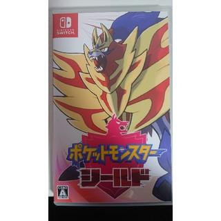 Nintendo Switch - ポケモン シールド ソフト 美品 switch ポケットモンスター