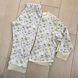 Combi mini - パジャマ[100] グリーンフラワー