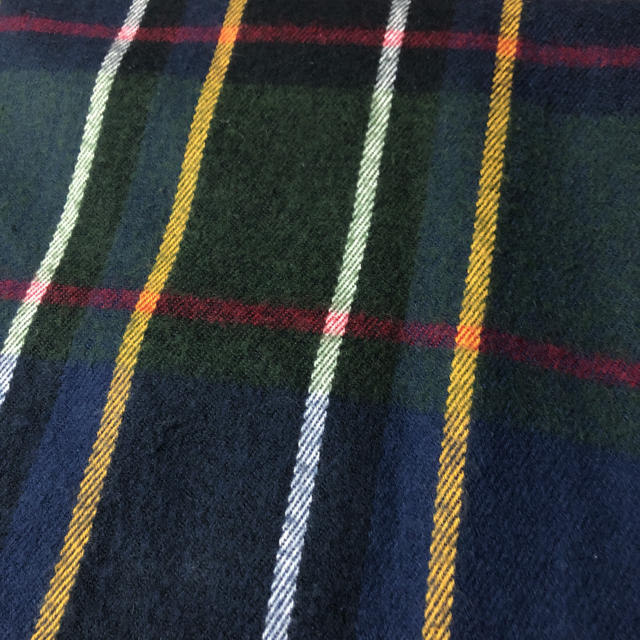 LEPSIM(レプシィム)のチェックストール レディースのファッション小物(マフラー/ショール)の商品写真