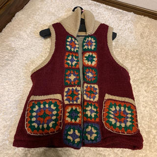チチカカ(titicaca)のチチカカ ベスト 刺繍(ベスト/ジレ)