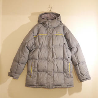 〈NIKE〉PIPING DOWN COAT vintage