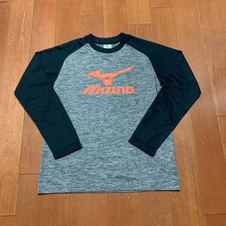 ミズノ(MIZUNO)のジュニア ミズノロングTシャツ150cm(Tシャツ/カットソー)