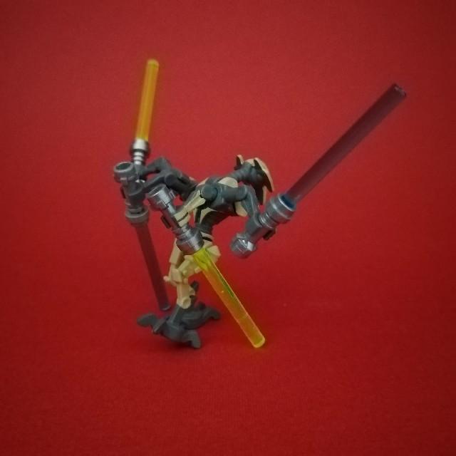Lego(レゴ)の【LEGO STARWARS】グリーヴァス将軍 レゴ正規品 キッズ/ベビー/マタニティのおもちゃ(積み木/ブロック)の商品写真