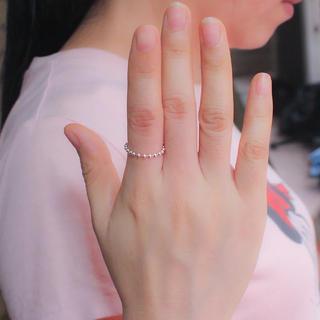 アナザーエディション(ANOTHER EDITION)の新品 シルバー リング シンプル 指輪(リング(指輪))