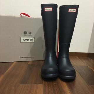 ハンター(HUNTER)の【未使用】HUNTER レインブーツ 26cm(レインブーツ/長靴)