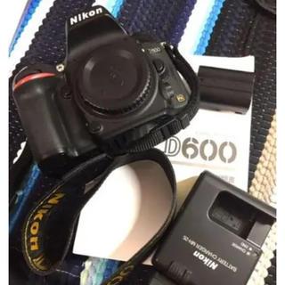 Nikon - NIKON D600 フルサイズ⭐️