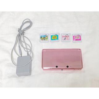 ニンテンドー3DS - 任天堂 3DS 本体 ソフト付き