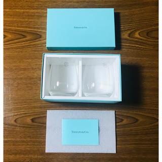 Tiffany & Co. - Tiffany& Co. ペアグラス