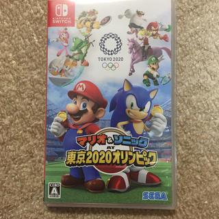 Nintendo Switch - マリオ&ソニックAT東京2020オリンピック