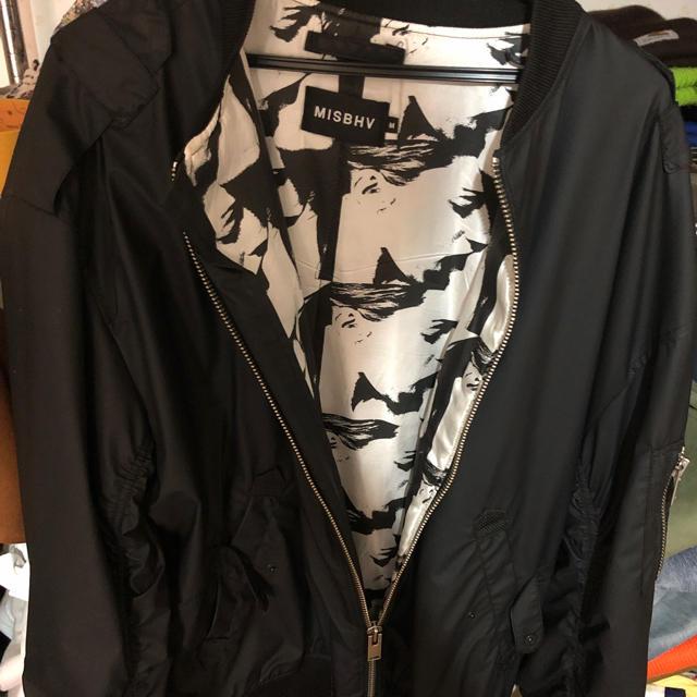 LHP(エルエイチピー)のmisbhv ミスビヘイブ MA-1 ボンバージャケット  メンズのジャケット/アウター(ブルゾン)の商品写真