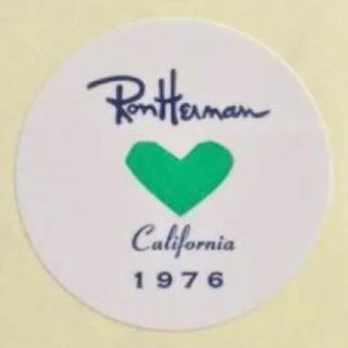 ロンハーマン(Ron Herman)のRon Herman ロンハーマン ステッカー 送料無料(シール)