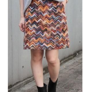 ページボーイ(PAGEBOY)のPAGE BOY 台形スカート(ミニスカート)