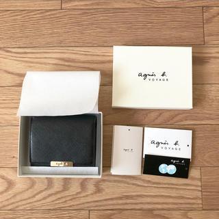 アニエスベー(agnes b.)のアニエスベー 二つ折り財布(財布)