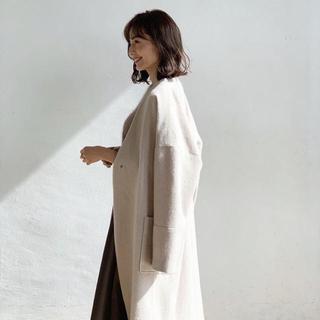 UNITED ARROWS - 美品 中村麻美さんカシェック(CACHEC) 冬用コート