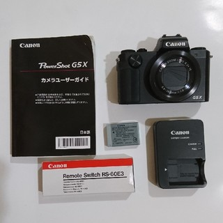 Canon - キャノン パワーショット PowerShot G5X