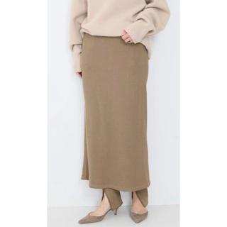 DEUXIEME CLASSE - 新品* ドゥーズィエムクラス AMERICANA THERMAL スカート