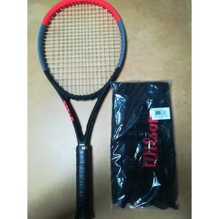 wilson - クラッシュ100 clash100 ウィルソン テニスラケット