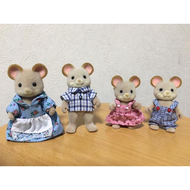 シルバニアファミリー キッズ/ベビー/マタニティのおもちゃ(ぬいぐるみ/人形)の商品写真