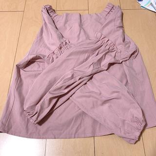 ダブルクローゼット(w closet)のW closet トップス(シャツ/ブラウス(長袖/七分))