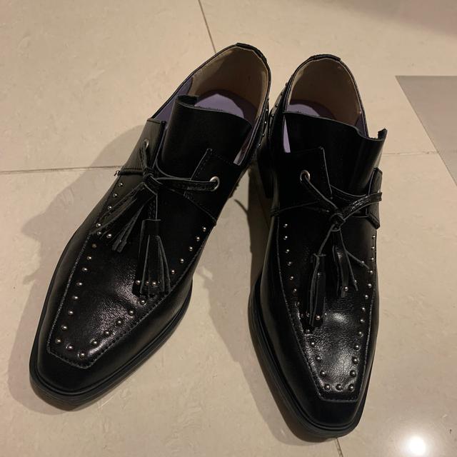 Ameri VINTAGE(アメリヴィンテージ)のAMERI タッセルローファー レディースの靴/シューズ(ローファー/革靴)の商品写真