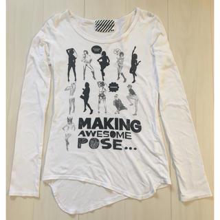 スライ(SLY)の【SLY】ロンT  SLY 長袖カットソー(Tシャツ(長袖/七分))