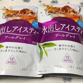 日東紅茶 水出しアイスティー 12バッグ 2袋