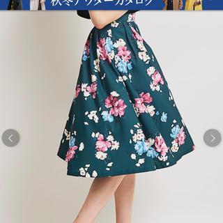 31 Sons de mode - 花柄スカート