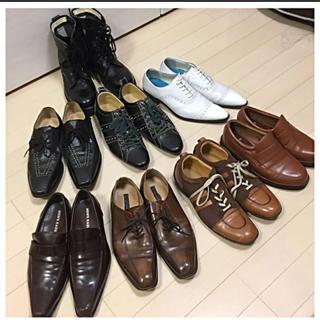 ご興味のある靴はございますか?(ドレス/ビジネス)