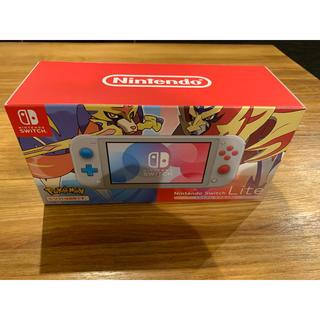 Nintendo Switch - Nintendo SWITCH Lite  ザシアン ザマゼンタ