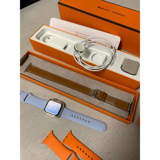 Apple Watch - アップルウォッチ エルメス シリーズ4 40mm 本体、付属品
