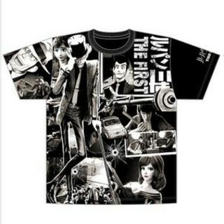 ルパン三世 THE FIRST  Tシャツ